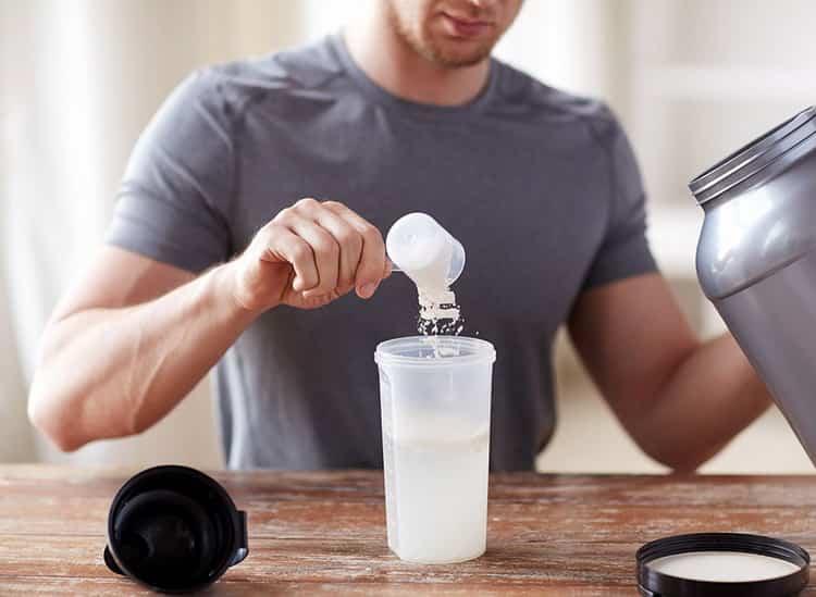 рецепты протеиновых коктейлей для похудения