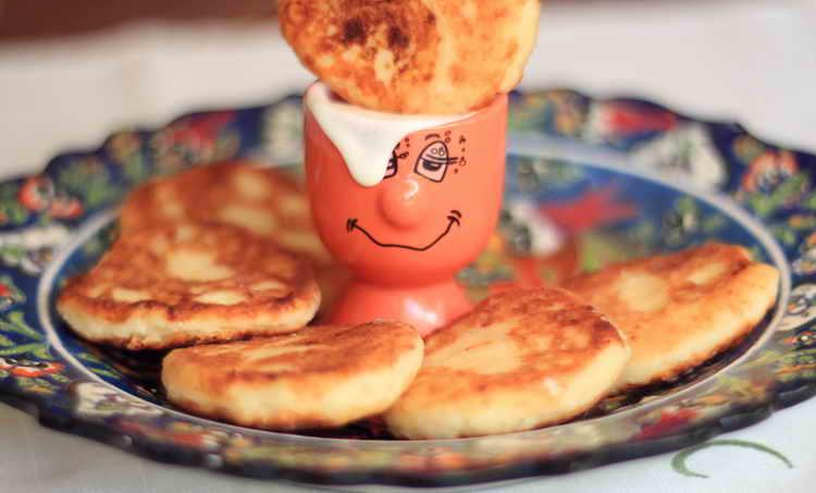 калорийность сырники в духовке