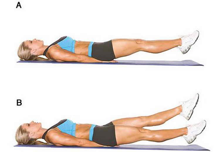 табата упражнения для похудения для начинающих женщин