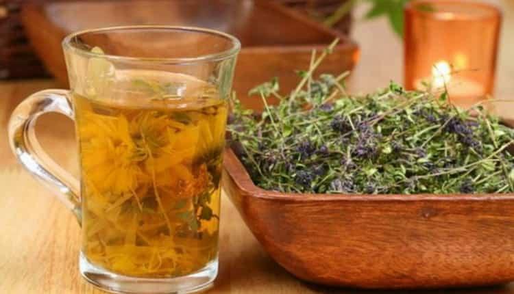 диета на травах для похудения