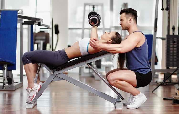 план тренировок для похудения