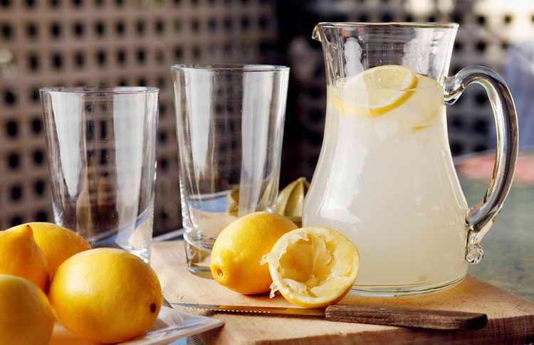 помогает ли вода с лимоном для похудения