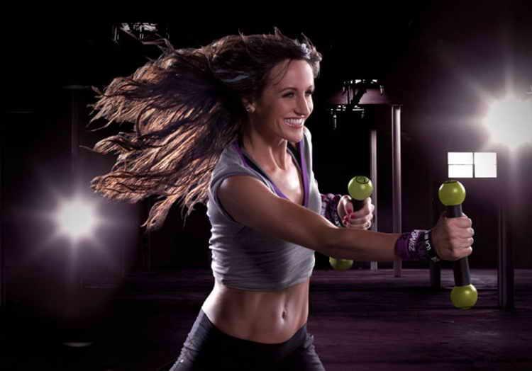 фитнес зумба для похудения тренировки видео