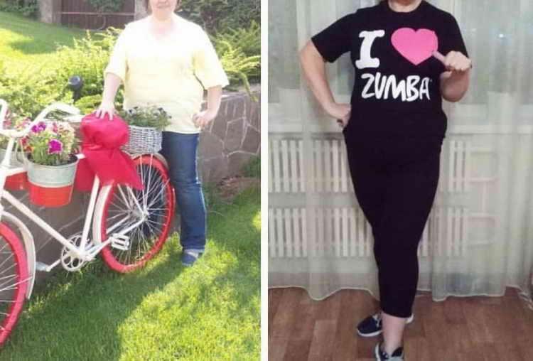 Отзывы оЗумба Фитнес для похудения
