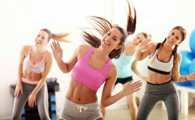 зумба фитнес для похудения для начинающих