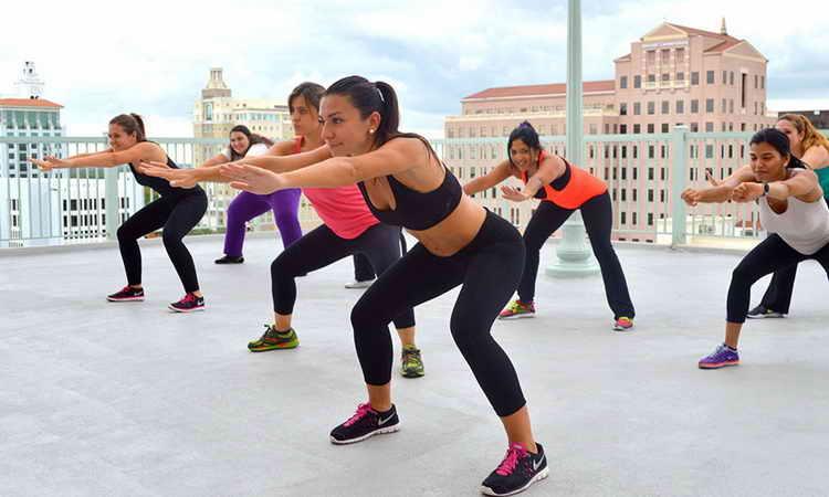 зумба фитнес видео для начинающих для похудения
