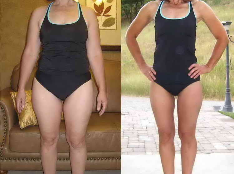 аквааэробика для похудения отзывы с фото до и после