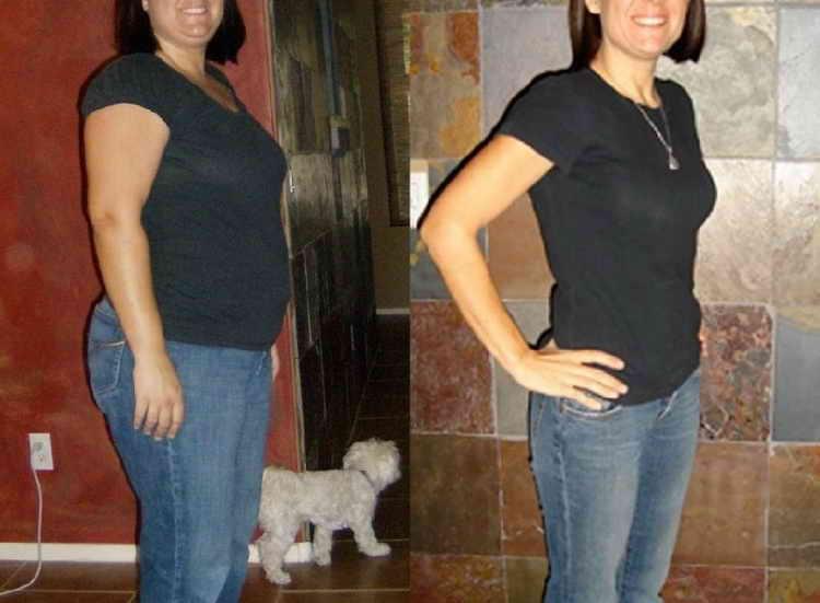 голодание для похудения отзывы с фото до и после