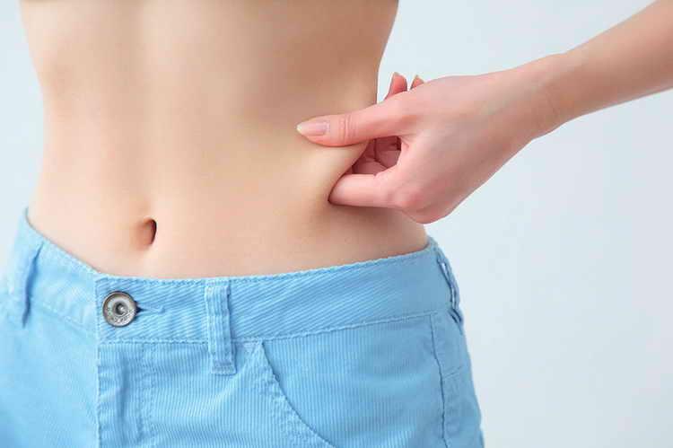 как подтянут кожу после похудения