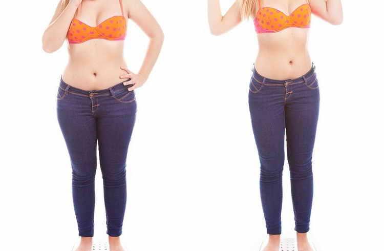 Как сбросит вес подростку