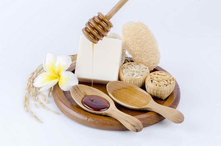 Питательная маска с витаминами и медом от морщин