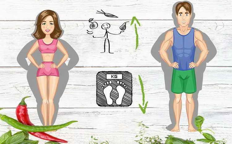как ускорить метаболизм для быстрого похудения