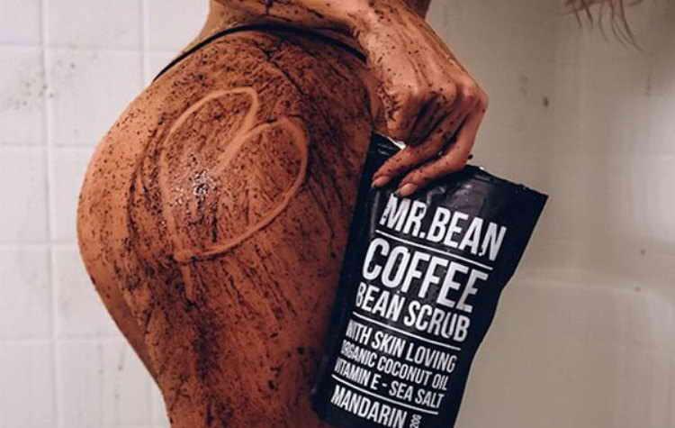 скраб кофейный для тела своими руками