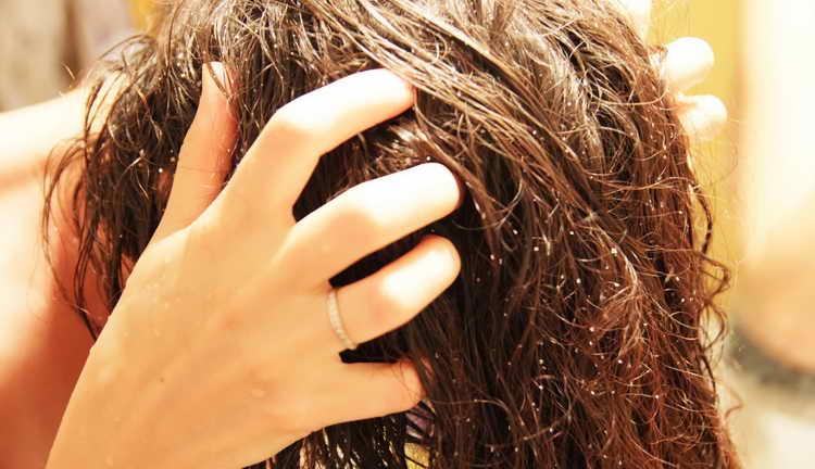 Кофейный скраб для головы и волос