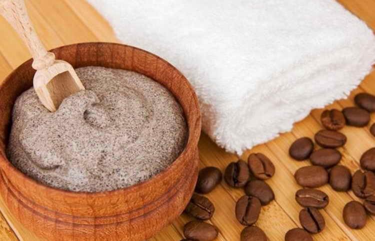 Кофейный скраб с оливковым маслом от целлюлита