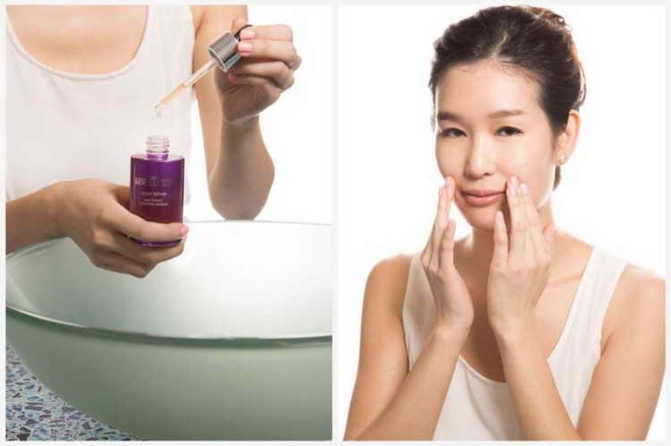 корейская десятиступенчатая система ухода за кожей