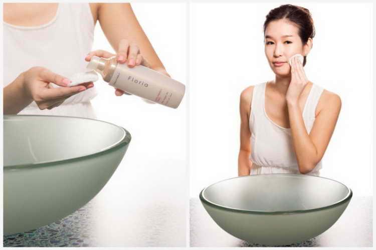 очищение кожи по корейской системе