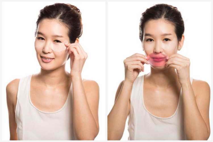 этапы ухода за кожей лица корейская система