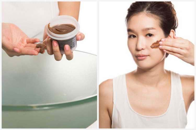 корейская система ухода за кожей лица схема