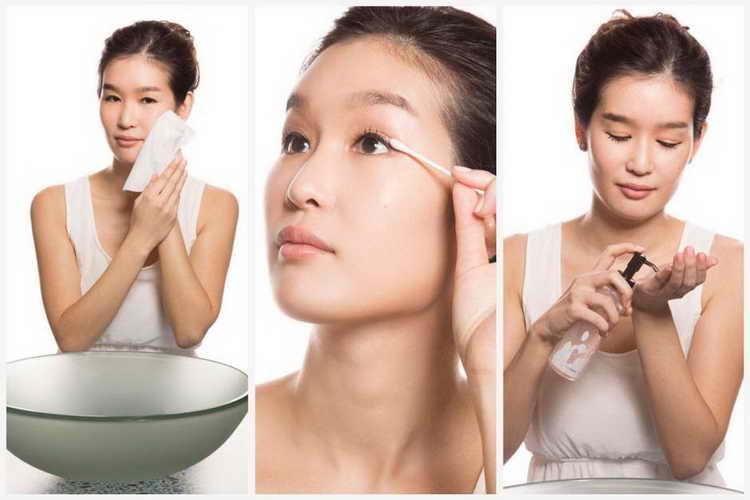 корейская 10 ступенчатая система ухода за кожей