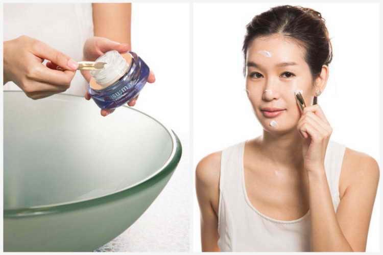 корейская система ухода за кожей лица отзывы