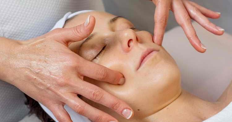 лимфодренажный массаж лица видео