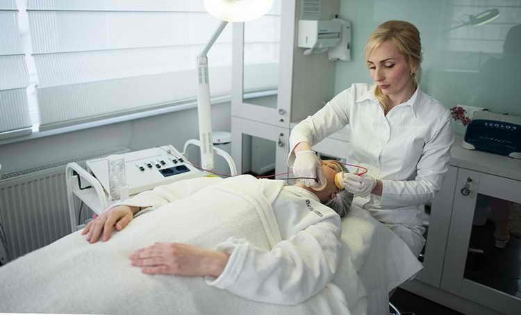 лимфодренажный массаж лица в домашних условиях техника