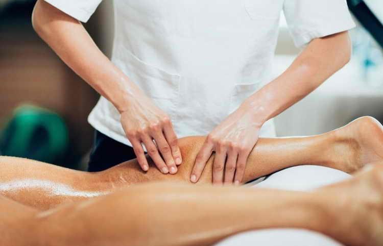 лимфодренажный массаж тела техника