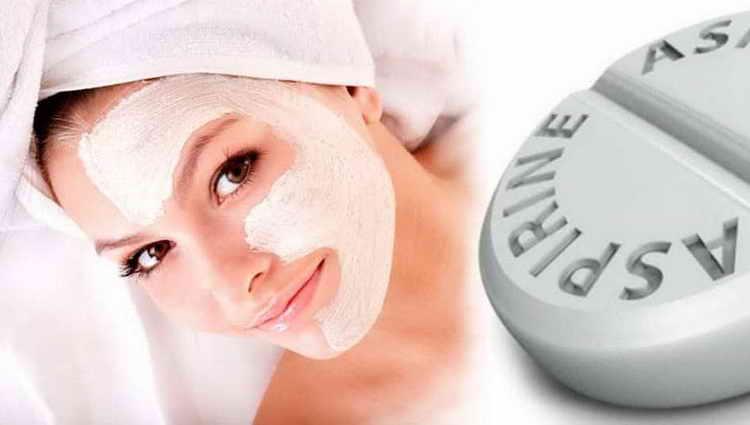 аспириновая маска от прыщей в домашних условиях