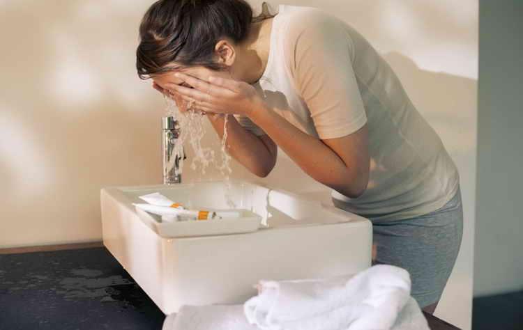 массаж лица дома подтягивающий и против морщин