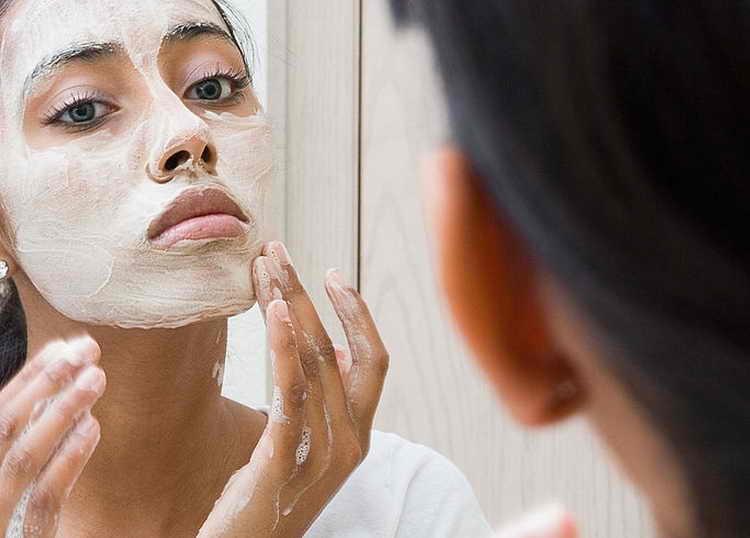 очищающая маска для лица отзывы