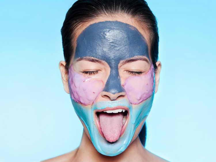 маска для лица очищающая поры