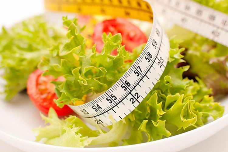 салаты для похудения