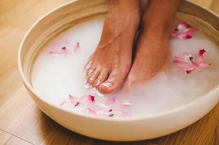 шелушится кожа на пальцах ног