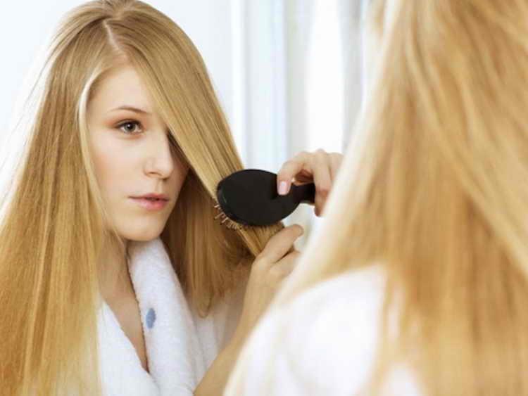 сухая кожа головы лечение