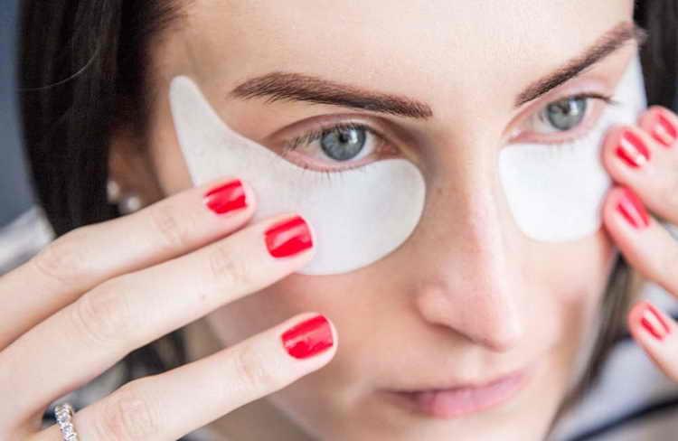 уход за кожей вокруг глаз после 40