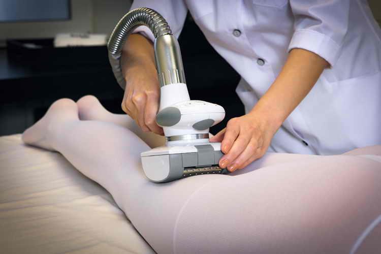 Роликово-вакуумный массаж