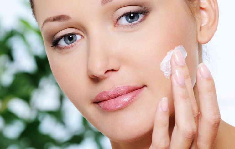 Как удалить следы прыщей на коже лица