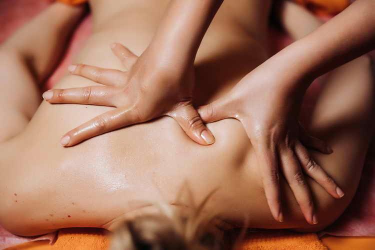 Марма-массаж