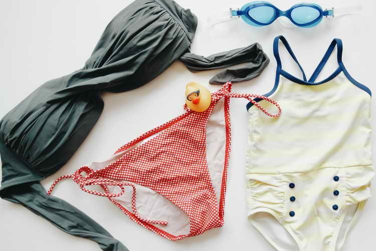 аквааэробика для беременных что одевать