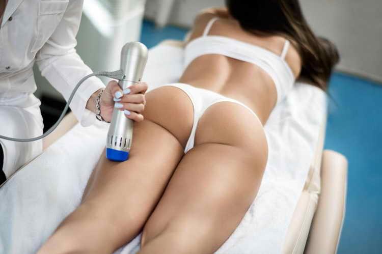 медовый антицеллюлитный массаж