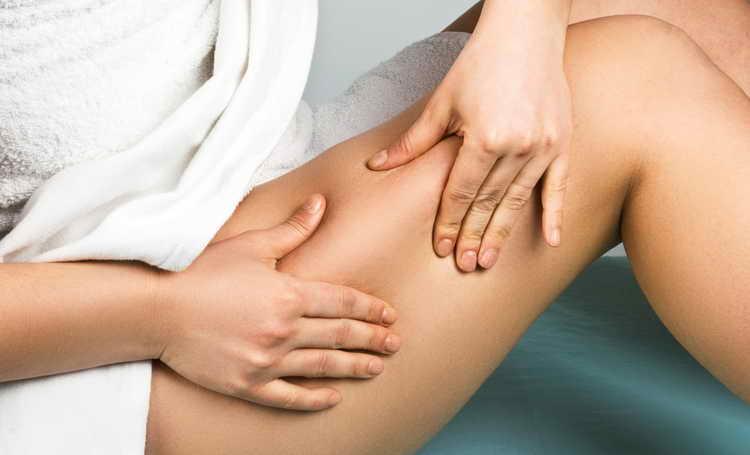антицеллюлитный массаж правила