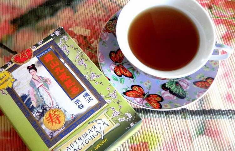 чай летящая ласточка отзывы худеющих американцев