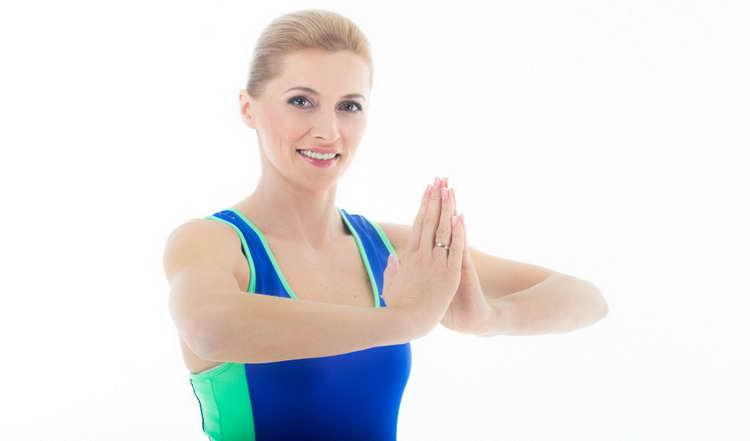 омплекс упражнений для похудения груди