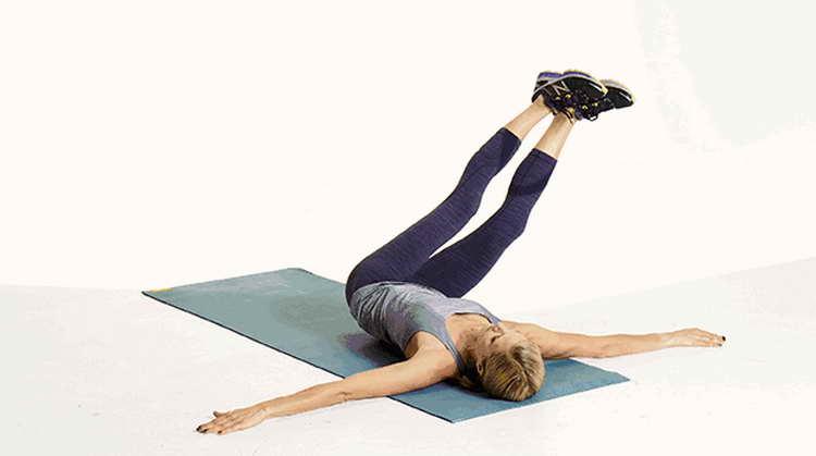 омплекс упражнений для похудения для талии