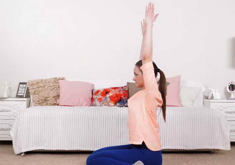 омплекс упражнений для похудения рук