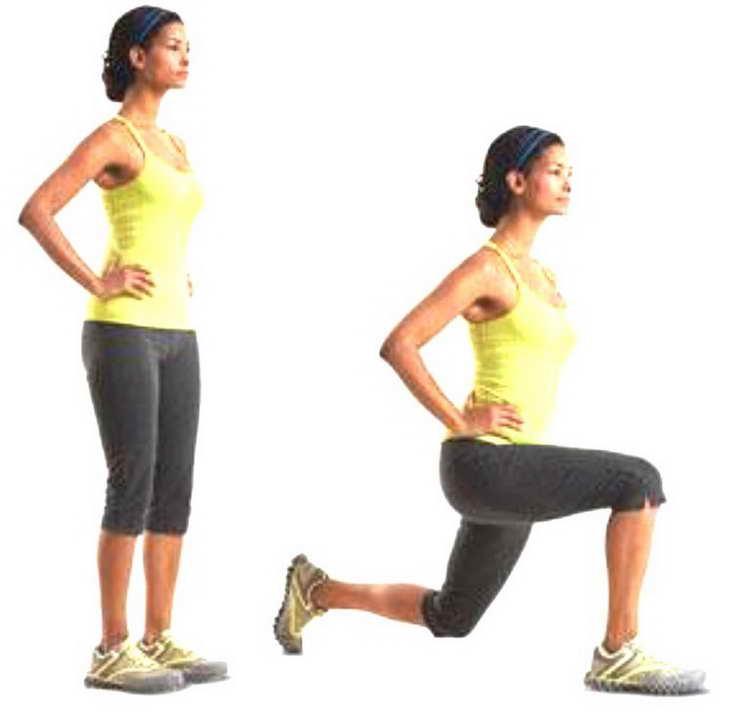 комплекс упражнений в тренажерном зале для похудения