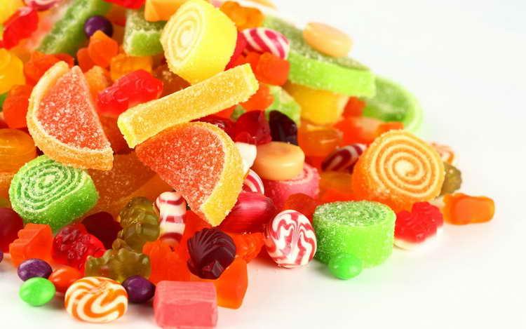 мармелад 1 шт калорийность