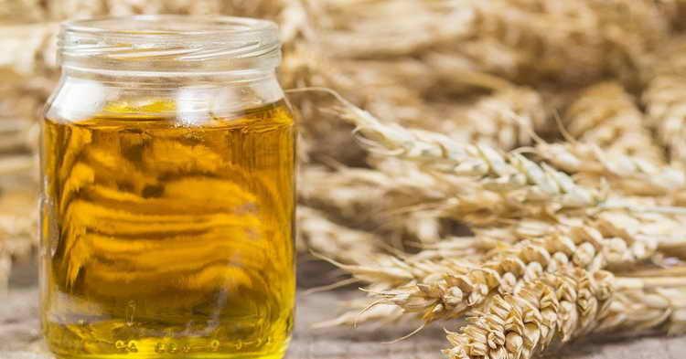 масло для массажа зародышей пшеницы
