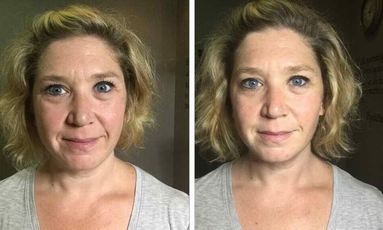 массаж лица в домашних условиях отзывы с фото